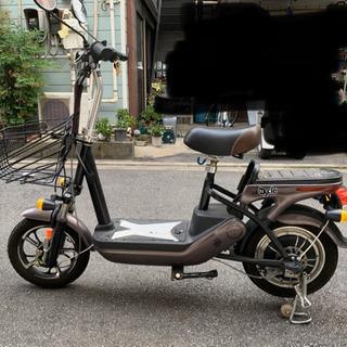 電動スクーター バイクルL6