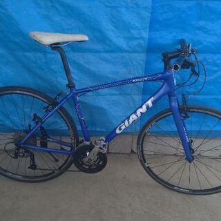 GIANT ESCAPE RX クロスバイク エスケープ ブルー...