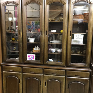 食器棚 アンティーク