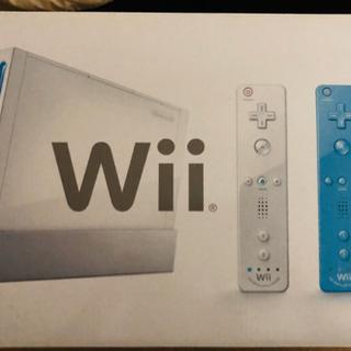 任天堂 Wii  コントローラー2個付 お譲りします