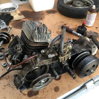 ホンダスカッシュAB11エンジン