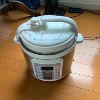 D&S 電力圧鍋(美品)