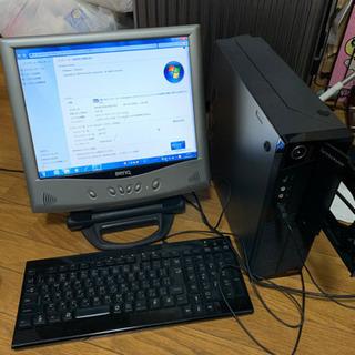 Windows7 デスクトップパソコン
