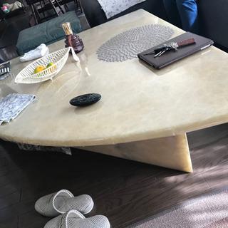 オニキス 大理石 テーブル