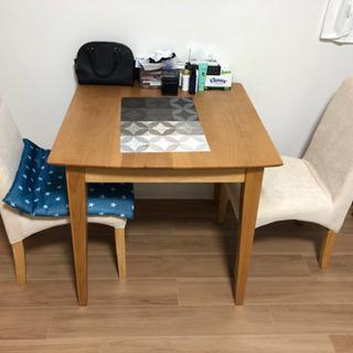 テーブル椅子三点セット