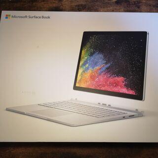 【本体未使用品】Microsoft Surface Book2 ...