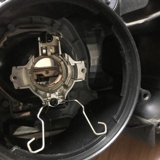 ワゴンRMH34S ヘッドライト
