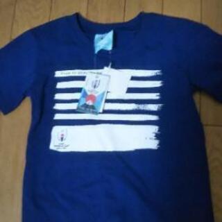 ラグビーワールドカップ★2019★子供用Tシャツ&ナップサック★