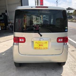 タント車検2年付き‼️乗り出し価格21万 - 高松市