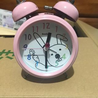 時計 うさぎ