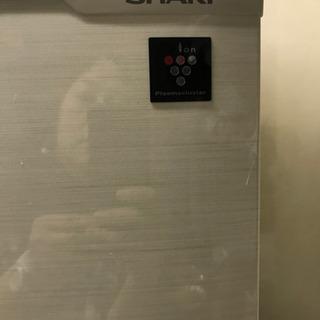 シャップ 冷蔵庫SJ-PD27D-W