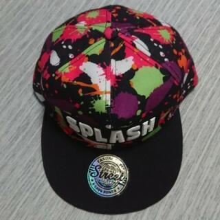 スプラトゥーン フリーサイズ 帽子 キャップ