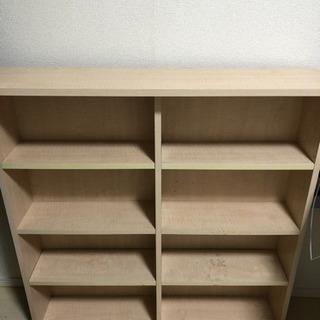 【取引中】本棚、カラーボックス2個
