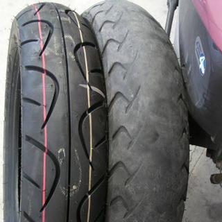 原付(50cc)タイヤ交換