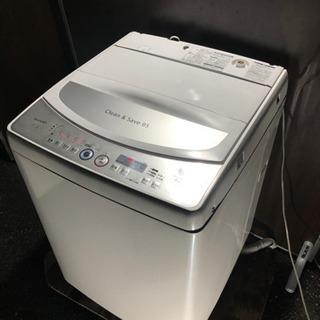 🌈どーん‼️っと激安価格ᕦ(ò_óˇ)ᕤ‼️7kg洗濯機🉐…