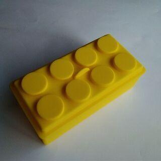 シリコンスチーマー M ブロック 黄色