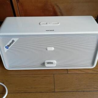 cubodock スピーカー Bluetooth