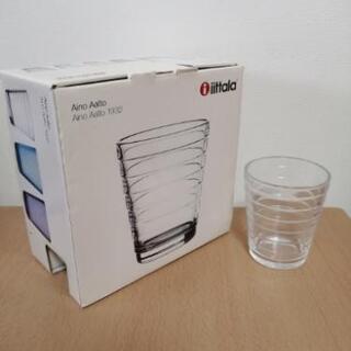 未使用◆iittala◆有名フィンランドブランドのグラスセット