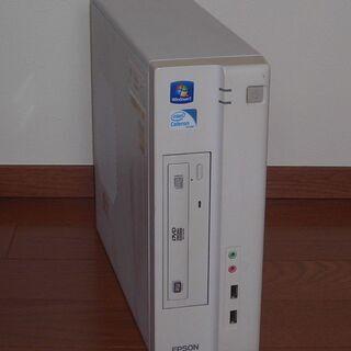 EPSONデスクトップ AY320s (Ci3-2120/4G/...
