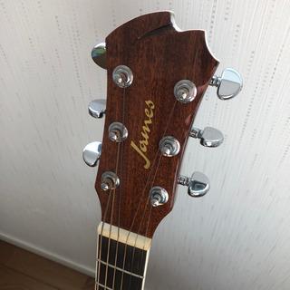 James JF350NA アコースティックギター - 燕市