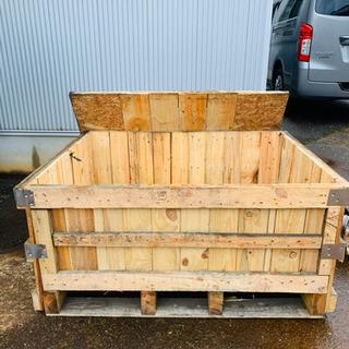 木箱 輸出やDIYなどに如何でしょうか。 大きさ色々あります。