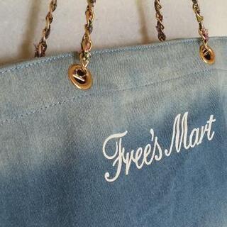 【中古】Free's Mart トートバッグ