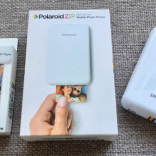 Polaroid ZIP Mobile Printer (ポラロ...