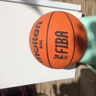バスケットボールあげます