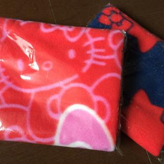 《‼️値下げ‼️》新品 ハローキティ ブランケット 毛布 2枚セット