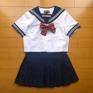 【ハロウィンコスプレ】BODYLINEのセーラー服
