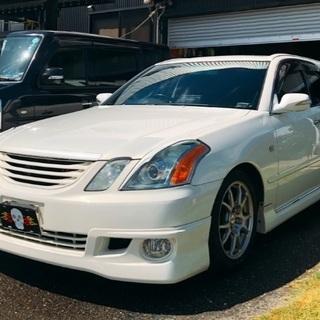 トヨタ マークツーブリッド iR-S four