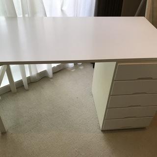 【差し上げます】IKEA:40年前の勉強机