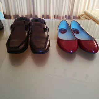男女 靴・ブーツ 6足セットもらって下さ~い