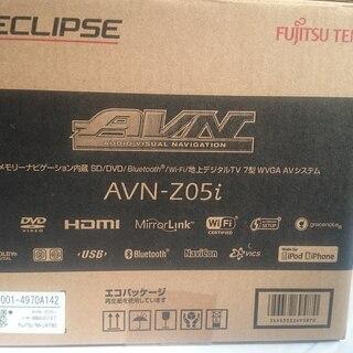 値下げ‼️ イクリプス AVN-Z05i  SD/DVD/Blu...