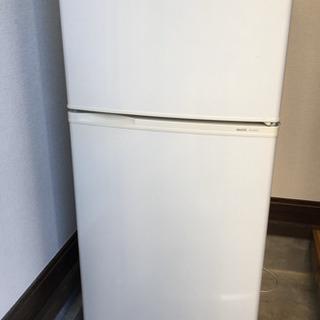 値下げ‼️SANYO ノンフロン直冷式冷凍冷蔵庫 中古