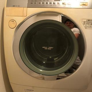 ジャンク ドラム式洗濯機