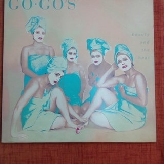 Go-Go's - Beauty And The Beat ゴー...