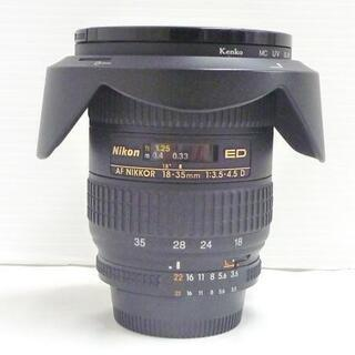→◇ NIKON AF NIKKOR 18-35mm 3.5-4...