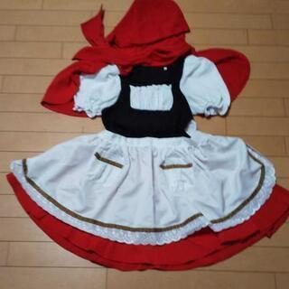 赤ずきんちゃんコスプレ衣装 Sサイズ