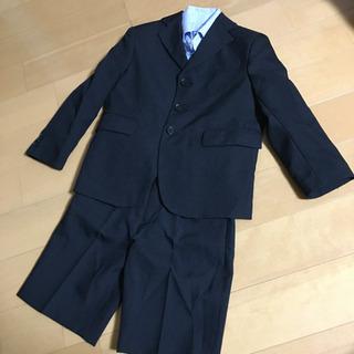 ポッシュボーイ フォーマルスーツ 男の子 スーツ 110 3点セット