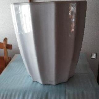 陶器の鉢カバー