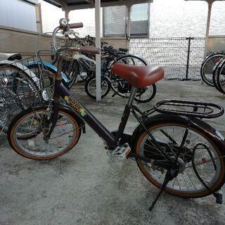 18インチ補助なし 自転車