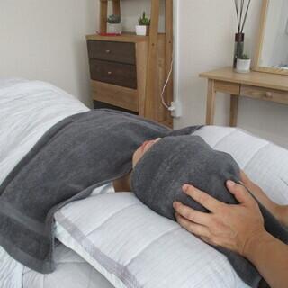 眠りの質を変えるヘッドスパ