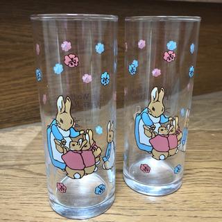 新品未使用  Peter Rabbit  ペアグラス