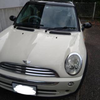 mini(BMW) ミニクーパー2007年式 個人売買 値段交渉可能