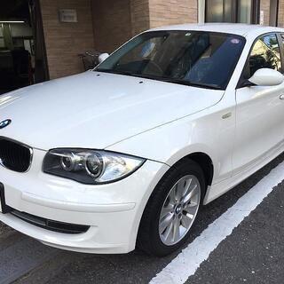 ☆総額¥65万 白 BMW 116i 54400Km 車検2年 整備付