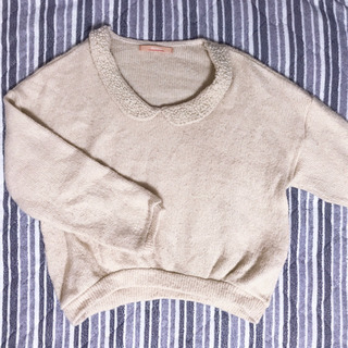 dazzlin セーター