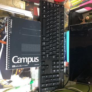 ゲーミングキーボード FILCO製 茶軸