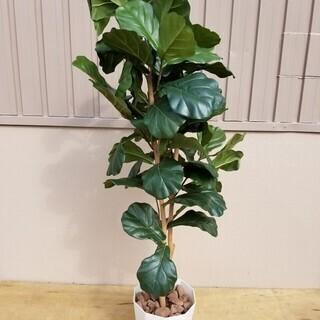 ◆ 観葉植物(造花) ◆ 【展示品】