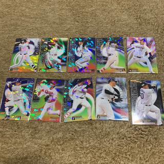 プロ野球カード10枚
